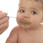 Хранене на децата с пълноценни и естествени органични храни