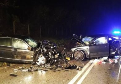 ПТП инцидент с пострадали