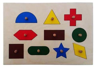 Монтесори играчки за деца