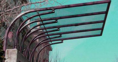 Навеси от ковано желязо на ниски цени