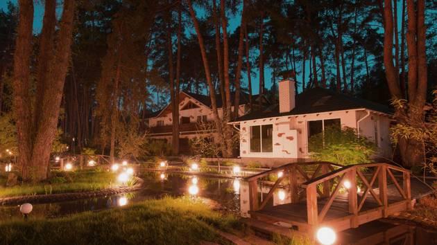 Градинско осветление на ниска цена